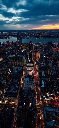 Iphone X New York Wallpaper