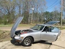 Purchase Used 1973 Datsun 240Z Silver Nissan S30 Classic