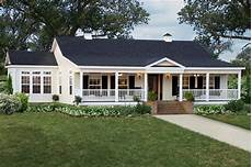 ranch house plans with wrap around porch sun room and wrap around porch on a single story modular