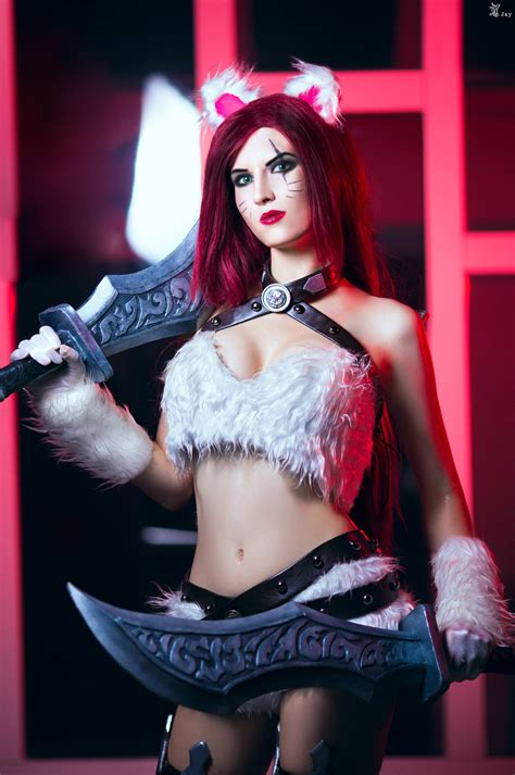 League Of Legends Cosplay Nsfw