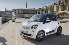 Neue Elektrische Smart Modelle F 252 R Car2go Kunden In Stuttgart