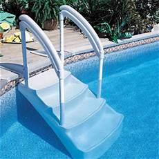 escalier pour piscine enterrée escaliers amovibles pour piscines infos et tarifs