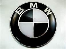 high quality black bmw emblem 82mm with