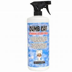 dumb cat 174 anti marking cat spray remover 32 fl oz