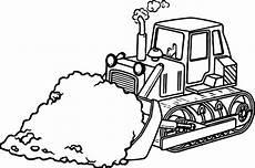 ausmalbilder bagger traktor tiffanylovesbooks