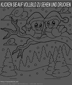 Bilder Zum Ausmalen Winter Winter 3 Ausmalbild