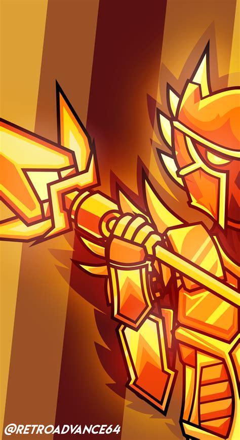 Solar Flare Armor