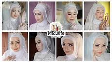 Tutorial Makeup Pengantin Muslim Untuk Akad Nikah By