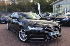 Used 2016 Audi A6 2 0 Tdi Ultra S Line 4dr S Tronic For