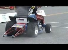 slicks garage lawn mower lawnmower racing in goldendale wa