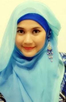 Tips Jilbab Untuk Wajah Bulat Tutorial