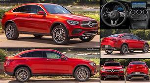 Mercedes Benz GLC Coupe 2020  Pictures Information & Specs