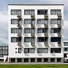 the students dormitory of the bauhaus school by walter