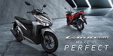 Modif Vario 150 Black by Ingin Modifikasi All New Honda Vario 150 Coba Konsep Ini