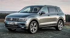 Longer Vw Tiguan Allspace 7 Seater Arrives In Uk Starting