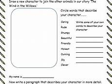 wind in the willows homework new character description by jobourne18 teaching resources