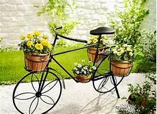 Pflanzfahrrad Maceteros Deko Fahrrad Fahrrad Y Pflanzen