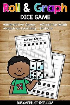 time use worksheet 3222 roll and graph dice kindergarten second grade graphing graphing activities