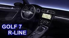 2017 Volkswagen Golf 7 R Line Interior