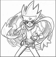 Malvorlagen Fusion Beyblade Coloring Page For Birthday