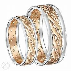 his hers 6mm 7mm 9ct rose gold celtic wedding ring set two colour ebay