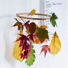 Basteln Mit Naturmaterialien Hallo Herbst Herbst