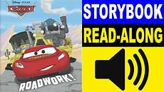 books about cars and how they work 2013 porsche cayenne transmission control cars read along story book cars roadwork read aloud story books for kids youtube