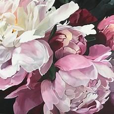 Acryl Malvorlagen Blumen Pin David Chau Auf Greeting In 2020 Blumen Malen
