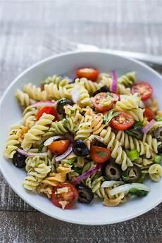vegetarian pasta salad recipe quick easy pasta salad b britnell