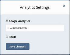 how to install google analytics in flarum forum software