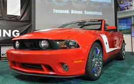 2010 Roush 427R Ford Mustang Unveiled  Feature Motor Trend