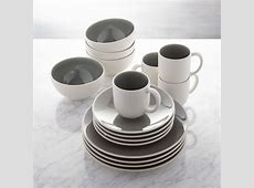 Jars Tourron Grey 16 Piece Dinnerware Set   Reviews