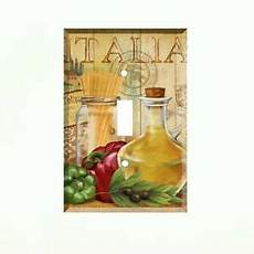 italian kitchen light switch plate wall cover kitchen decor