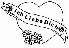 Malvorlagen Liebe X Reader Herz Ich Liebe Dich Ausmalbild Malvorlage Liebe