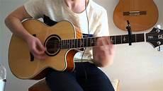 guitar and singing ed sheeran sing guitar cover mattias krantz