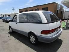 1993 toyota previa deluxe passenger minivan 2 4l manual 1993 toyota previa le used 2 4l i4 16v automatic minivan van no reserve classic toyota previa