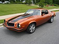 1975 Chevrolet Camaro  For Sale To