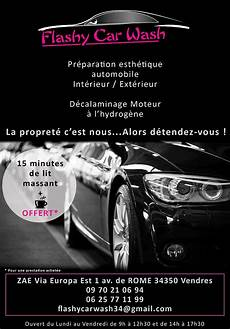 Nettoyage Auto Flashy Car Wash B 233 Ziers Lavage Int 233 Rieur