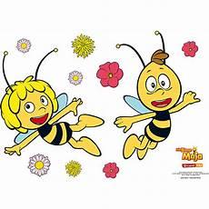 Malvorlagen Biene Maja Und Willi Wandsticker Biene Maja Und Willi 67 X 47 Cm Biene Maja