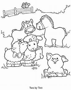 simple farm animals coloring pages 17459 get this easy printable farm animal coloring pages for children la4xx