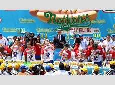 nations hot dog eating contest