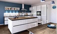 meuble cuisine sans poignée cuisine avec ilot sans poignee rodrigues cuisine