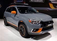 Mitsubishi Asx 2015 Tuning - geneva motor show 2016 updated mitsubishi asx revealed