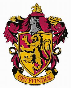 Malvorlagen Harry Potter Gryffindor Gryffindor Crest From Harry Potter Wall Mounted Official