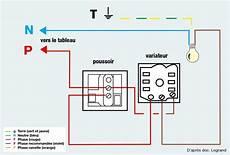 Schema Electrique De Variateur En Remplacement D Un Va Et