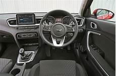 Kia Ceed Interior Autocar
