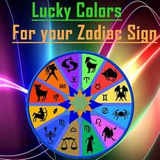 Sternzeichen Und Farben - ifairer astrology lucky colors according to your zodiac