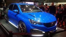 Peugeot 308 R Hybrid La Mini Bombe Sochalienne Le Mag
