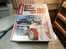 old cars and repair manuals free 1996 geo prizm electronic toll collection vintage garage edition 7916 chiltons hardcover auto repair manual 1992 1996 ebay