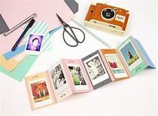 geschenkidee diy foto leporello und lomo instant kamera
